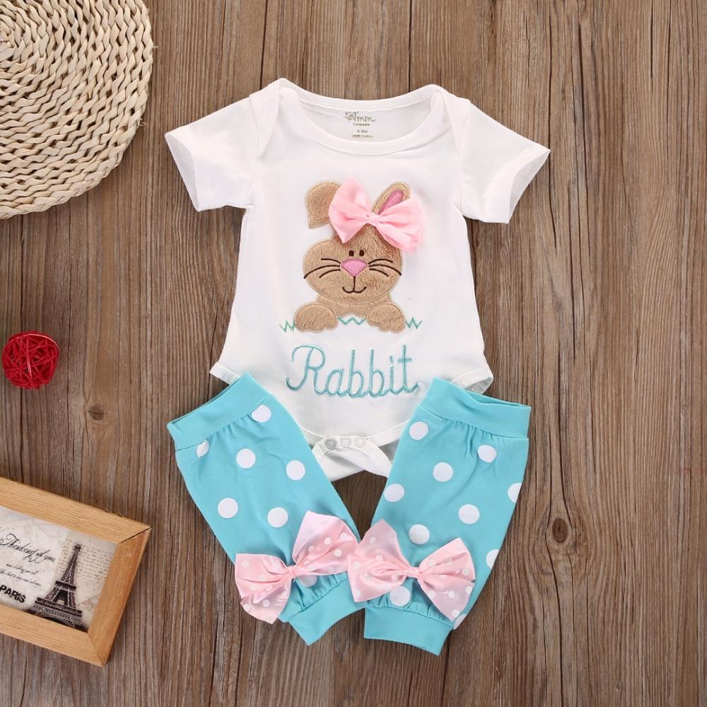2 шт./компл..! Девушка Комплектная Одежда для новорожденных для девочек ползунки + теплые ноги чулок комплект одежды