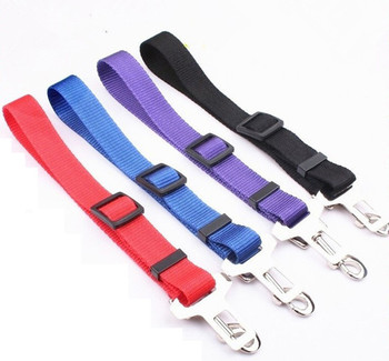 High Quality Universal Nylon Dog Seat Belt 1