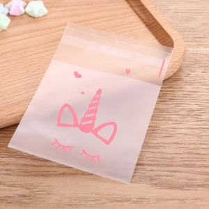 Unicorn Cookie Candy Gift Bags Unicorn Bag Kids Wedding Birthday Party Decor Unicorn Party Favor Kids Unicornio Fiesta Supplies
