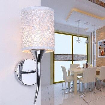 LED Wall Lamp Modern Bedroom Beside Reading Wall Light Indoor Living Room Corridor Hotel Room Lighting Decoration