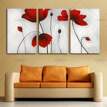 3 Panel  top artist Hand Painted Abstract Oil Painting Modern picture Wall Art home Decoration For Living Room hotel wall decor