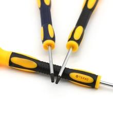 Unidades de 7 Abrindo Pry Tool kit T6 T8H T10H Chave De Fenda + escova de limpeza + Pick para jogo xbox360 para x360 controlador gamepad