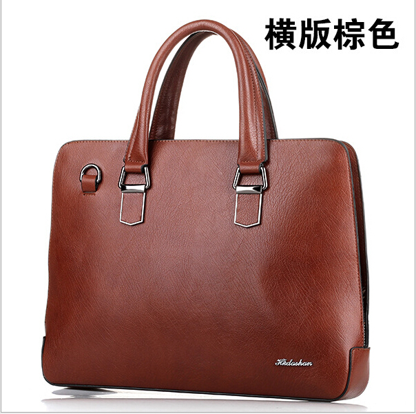 hk dashan brand men briefcase pu leather 15 inches  laptop bags for business man dress office handbags black male briefcases big сумка givenchy fc150411 hk 15 pervert