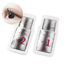 New Makeup Eyelash Perming Curling Fixation Agent For eyelashes Lift Curler safe Eye Lashes curl perm Tool