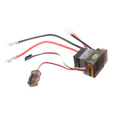 320A 7.2V-16V High Voltage ESC Brushed Speed Controller for RC Car Truck Boat