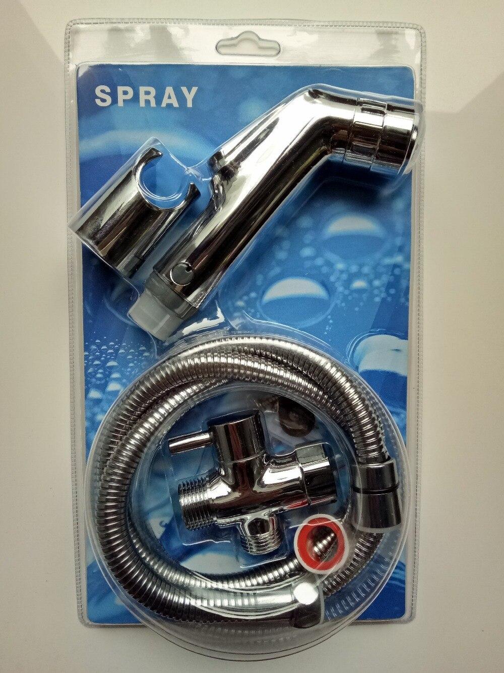 120 set/lot Double Mode bidet Sprayer toilet spray shattaf shower ...