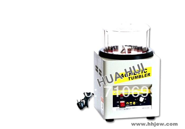 Free Shipping Super 0.6KG Magnetic Tumbler 2000rpm Speed Polishing Tumbling Machine, Finishing gold and platinum jewelries