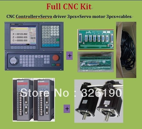 Online get cheap servo cnc controller for Cnc servo motor controller