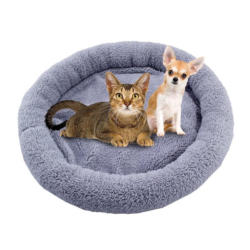 free shipping to global new superior good quality far infrared heating pet bed dog mat