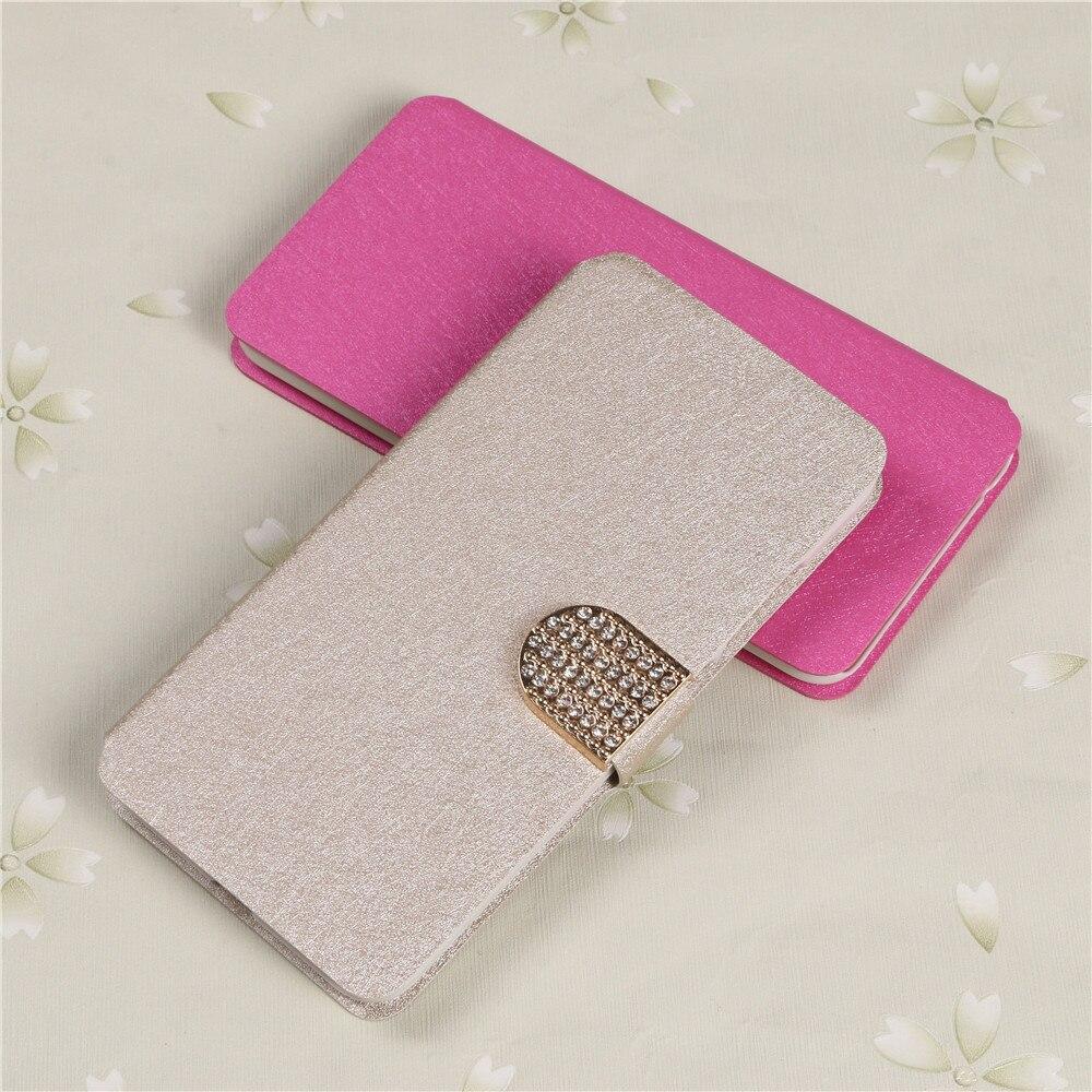 QIJUN Fundas For Asus Zenfone Go T Case Book Style Flip Leather Case Cover For Asus Zenfone Go TV ZB551KL phone Coque capa