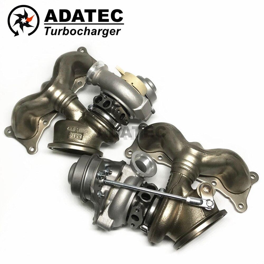 TD03 Turbocharger TD03L4-10TK3-4.9 49S31-07309 49131-07325 11657593020 Turbine For BMW X6 35 IX E71 225 Kw - 306 HP N54B30 2007-
