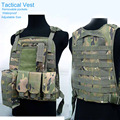 Adjustable Tactical vest outdoor gear 6 styles amphibious cs Counterterrorism Military WG Protective combat gear GM1404