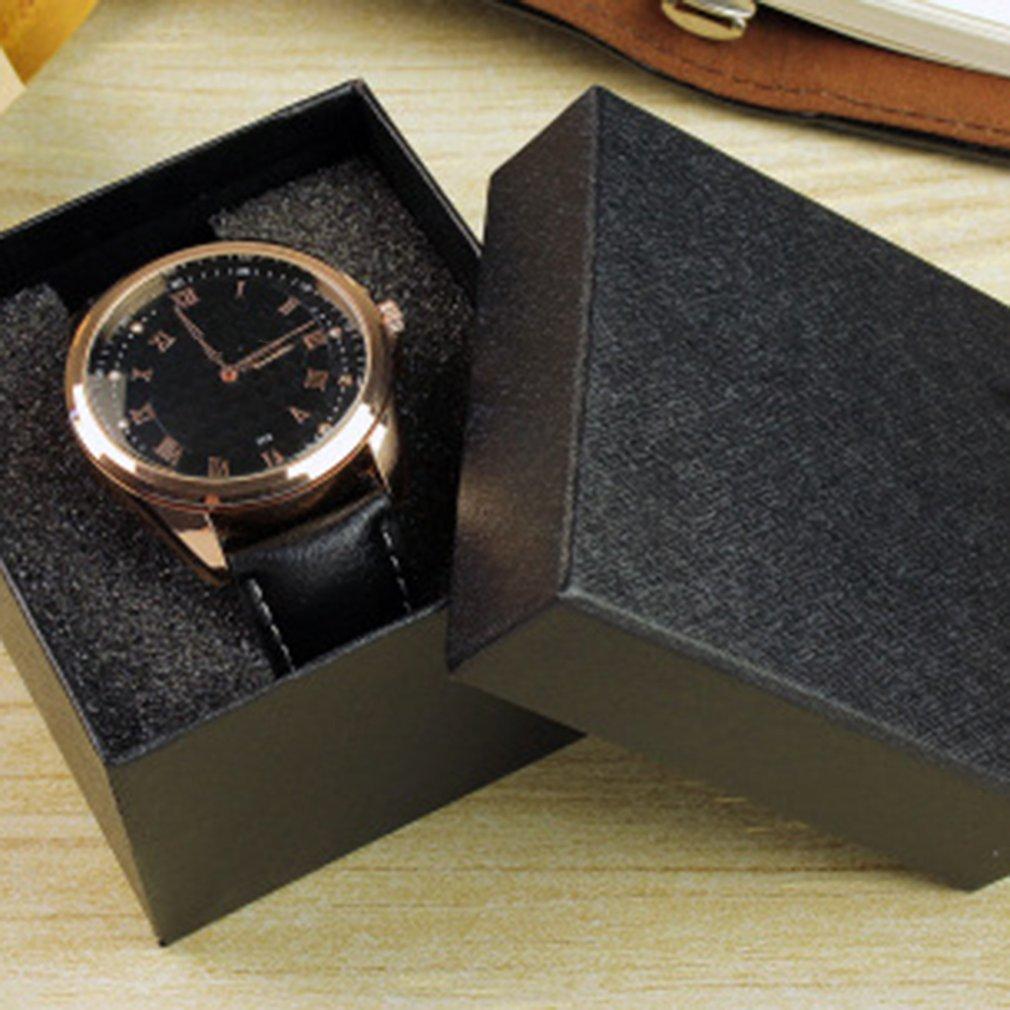 Fashion Durable Present Gift Box Case Beautiful Watch Box Bracelet Bangle Jewelry Display Present Case Display Holder 2019