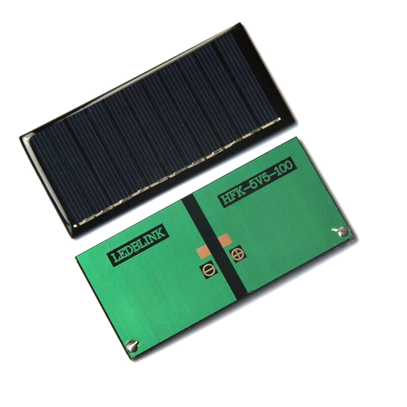 панель солнечных батарей 5 В