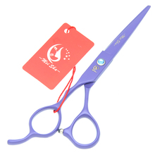 Meisha 5.5/6 inch Left Handed Barber Shop Hair Cutting Scissors Japan 44c Salon Styling Tools for Hairdresser HA0135