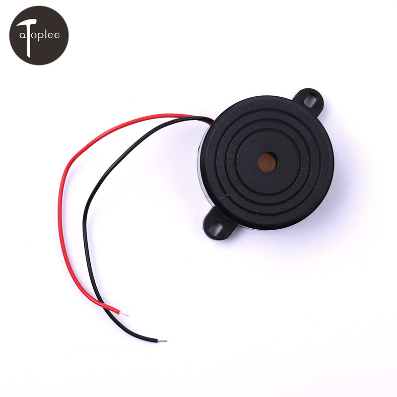 1PCS 12V DC Mini Piezo Buzzer For Alarming Sound of Variety of Electrical Products Air Conditioners/Telephones/Copiers/Meters