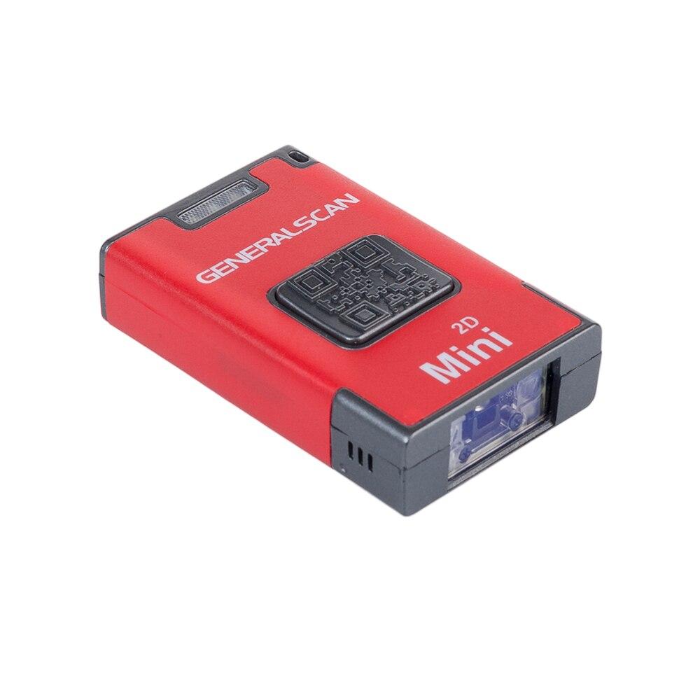 Scanner 2D HG135 avec