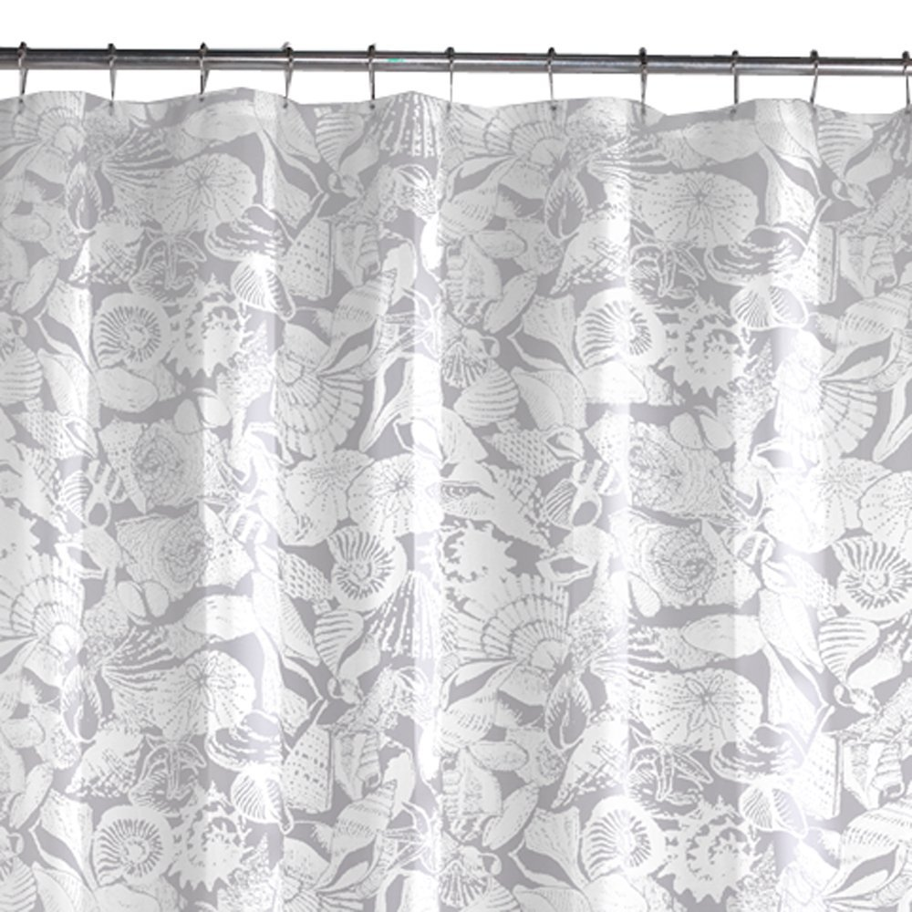 Maytex Sea Shells PEVA Shower Curtain70 X 72 In Curtains From Home Garden On Aliexpress