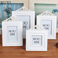 ZAKKA Wooden Photo Simple Small Photo Frame Frame Decor Picture Holder Birthday Wedding Gift