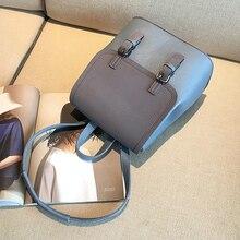 Women Backpacks Fashion PU Leather