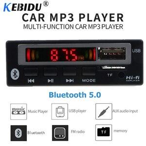 Image 2 - Kebidu ไร้สาย Bluetooth 5.0 AUDIO USB TF วิทยุ FM 5V 12V MP3 WMA ถอดรหัสคณะกรรมการ MP3 พร้อมรีโมทคอนโทรล