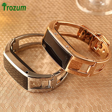Luxury Smart Bracelet Wristband D8 Bluetooth Wrist Watch SMS Anti lost Call Reminder Health Tracker for