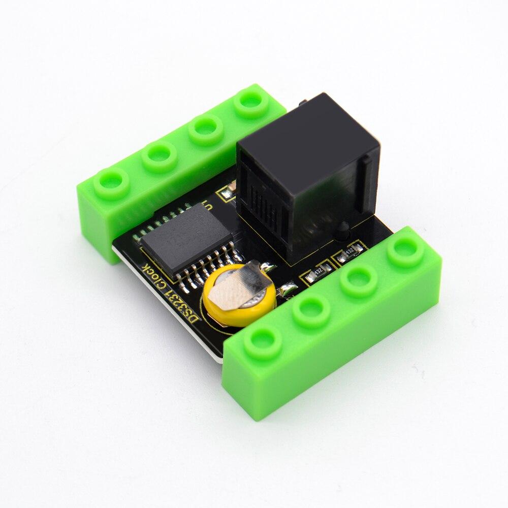 Image 2 - Kidsbits ブロックコーディング I2C 3231 Arduino の蒸気 EDU (黒と環境にやさしい) -    グループ上の パソコン & オフィス からの デモボード の中