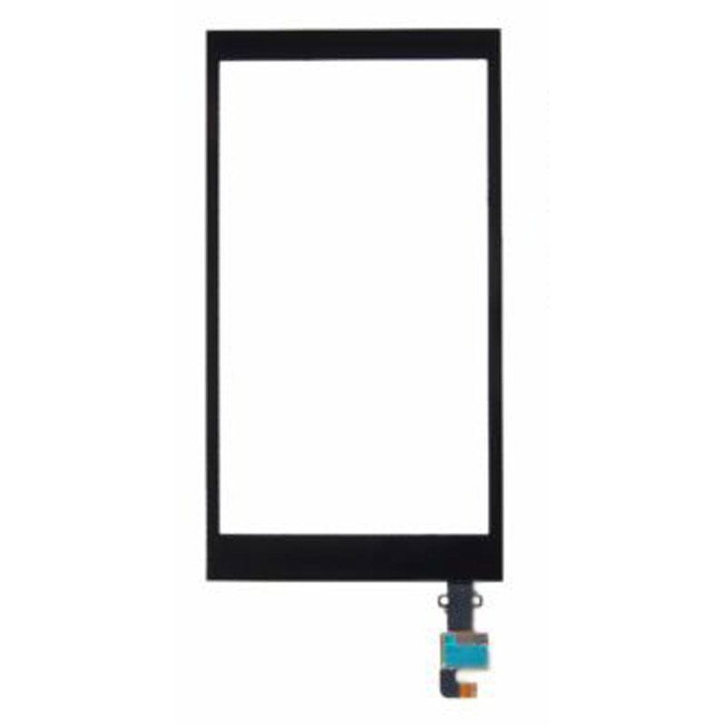 For HTC Desire 620 D620 620G Black Touch Screen Panel Digitizer Glass Sensor Lens Repair Replacement Parts +Tracking Number