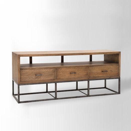 amrique village loft rtro meuble tv pour faire le vieux fer forg bois meuble tv salon