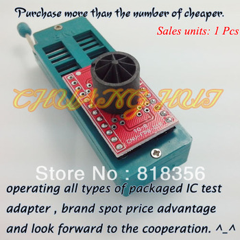 TO-4/S4/CAN4 to DIP Programmer Adapter el817 el817c dip 4