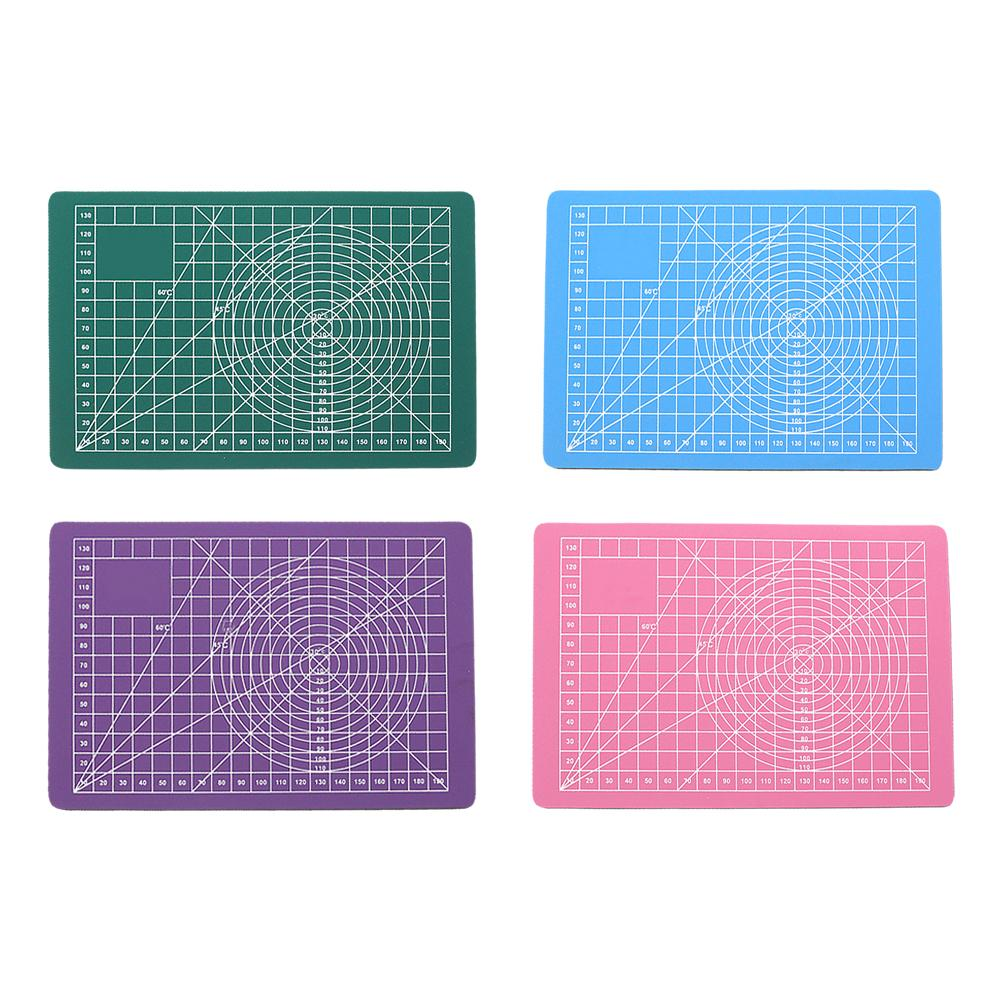 PVC Cutting Mat Pad A5 A4 A3 A2 Cutting Board Pad Engraving Tool
