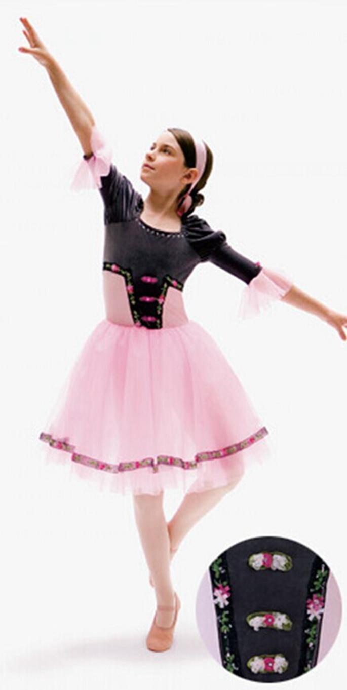 2018 Sale Cotton Microfiber Girls Ballet Ballet Tutu New Female Adult Children Contemporary Dance Clothes Dress And Costumes