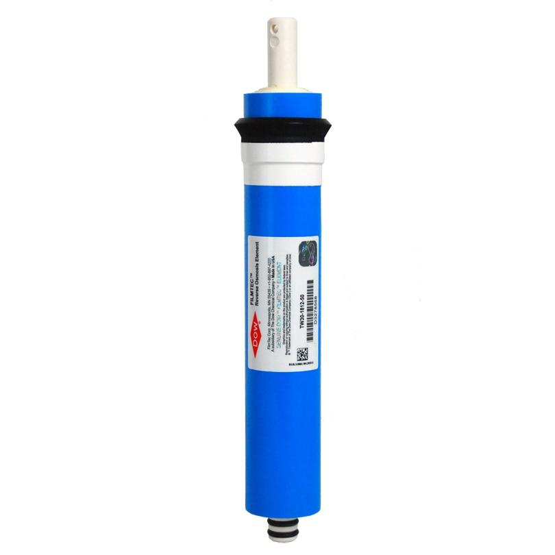 Dow filmtec 50 gpd обратного осмоса Мембрана TW30-1812-50 для очистки воды