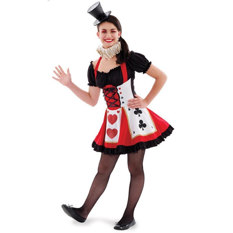 Alice In Wonderland Teen Costume 24
