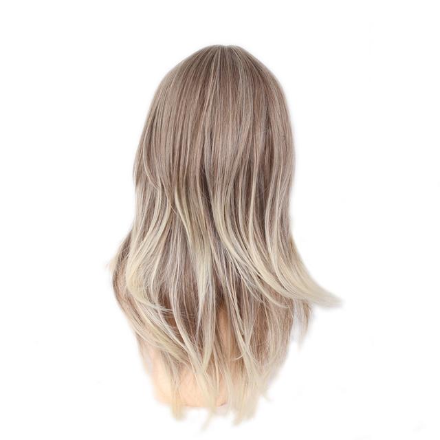 Women's Straight Hair Long Wig