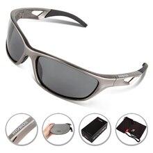 RIVBOS Polarized Sports Sunglasses Men Fishing Cycling Running Bike Glasses Eyewear gafas ciclismo 2017 Tr90 Unbreakable Frame