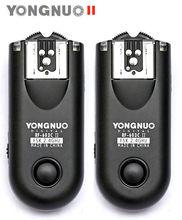 Yongnuo RF-603 II Rádio Sem Fio Flash Remoto Disparador C1/C3 para Canon 1100D 1000D 700D 650D 600D 550D 500D 450D 400D 350D 300D