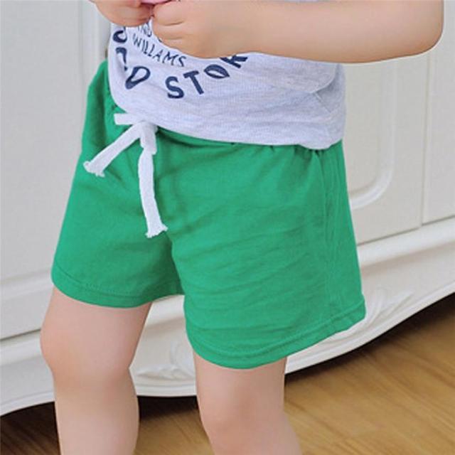 dbacbdec35b summer kids cotton shorts boys girls shorts Children cotton candy clothing  brand Solid short baby clothing