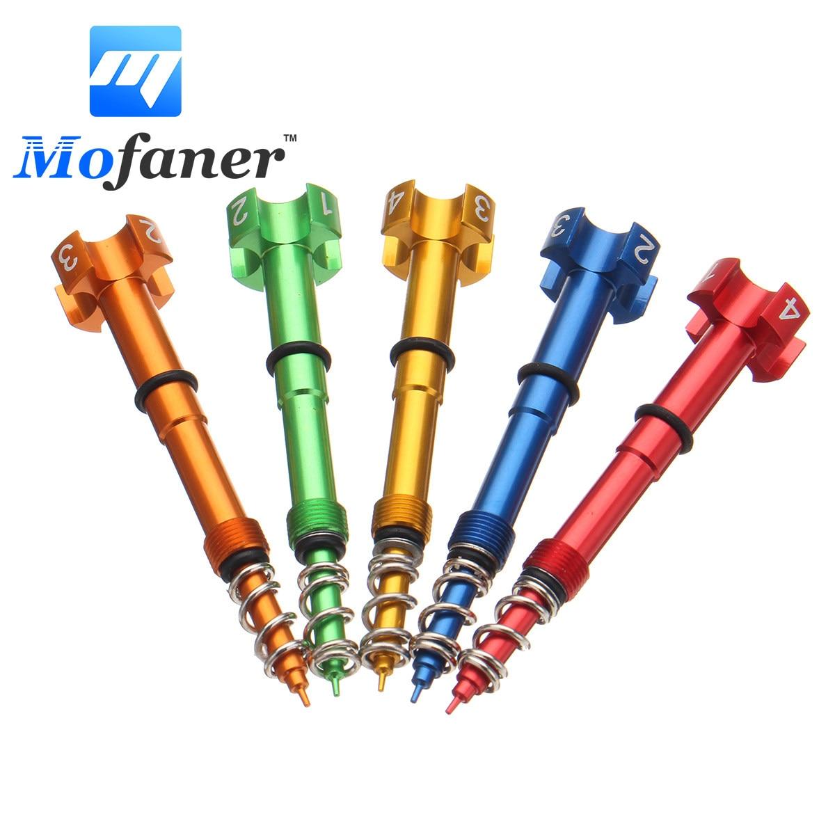 Mofaner Air/Fuel Mixture Screw For Keihin FCR Carbs For Honda /Yamaha/Kawasaki/Suzuki/KTM карбюратор keihin 2 в калининграде