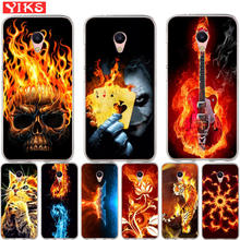 Cover Cases For Meizu M5C M3s M5s M3 M5 M6 Note Joker Soft S