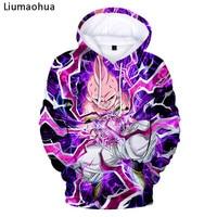 Liumaohua brand dragon ball Hoodies /Women Fashion Boy/Girls Pullover 3D Hooded HarajukuCasual Sweatshirts 01