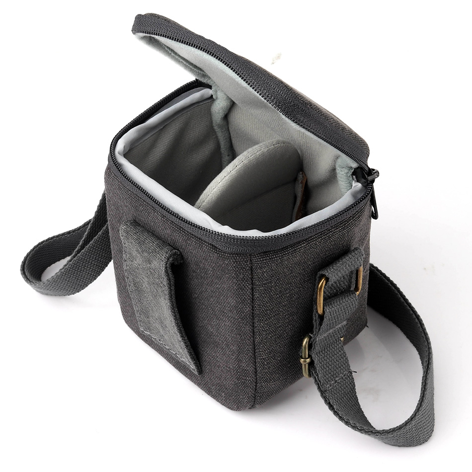 Camera Bag Photo Shoulder Case For Sony A6300 A5100 A6000 A5000 NEX-7 RX100 II III IV V NEX-5T/5R/5C NEX3 Sony Rx100 Camera Case image