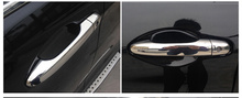 Chrome Door Handle Covers Trim for Honda CR-V, Civic 2012-2016