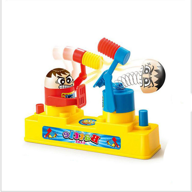 Rapping Hammer Head Of Fighter Offensive And Defensive Family Interactive Games Creative Toys Gifts For Children Kids