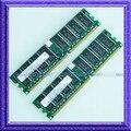 Hynix 2 GB 2x1 GB DDR400 PC3200 400 MHz DIMM 184Pin Baixa Densidade de MEMÓRIA de Desktop 1G RAM