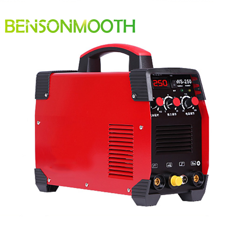 WS-<font><b>250</b></font> Inverter Welding Machine <font><b>TIG</b></font>/MMA Welding Argon <font><b>TIG</b></font> Welder image