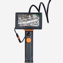 """Камера HD lcd эндоскоп Труба видео монитор Бороскоп 4,"""" водонепроницаемый осмотр"""