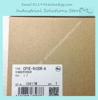 New PLC in stock CP1E-N30DR-A CP1E-N40DR-A CP1E-N60DR-A CP1E-N20DR-A