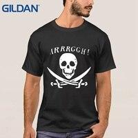 Jersey Inconformista Unkut Piratas Negro Occidental Ali Camisetas Sin Hebilla de Gran Tamaño de Manga Corta Camisetas 100% Algodón