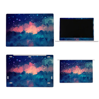 Colorful Full Set Print Decal Laptop Skin Stickers For Xiaomi Notebook Mi Air 12 5 13